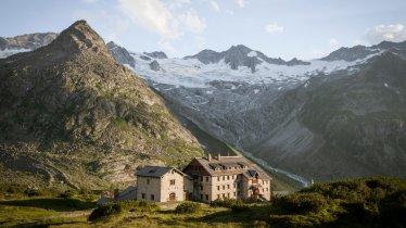 L'auberge de montagne Berliner Hütte, © Tirol Werbung / Schwarz Jens