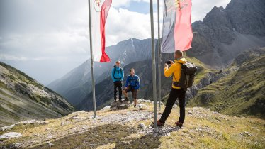 Voie de l'aigle étape 21, © Tirol Werbung/Dominik Gigler