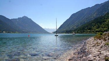 Faire de la voile au lac d'Achensee, © Achensee Tourismus