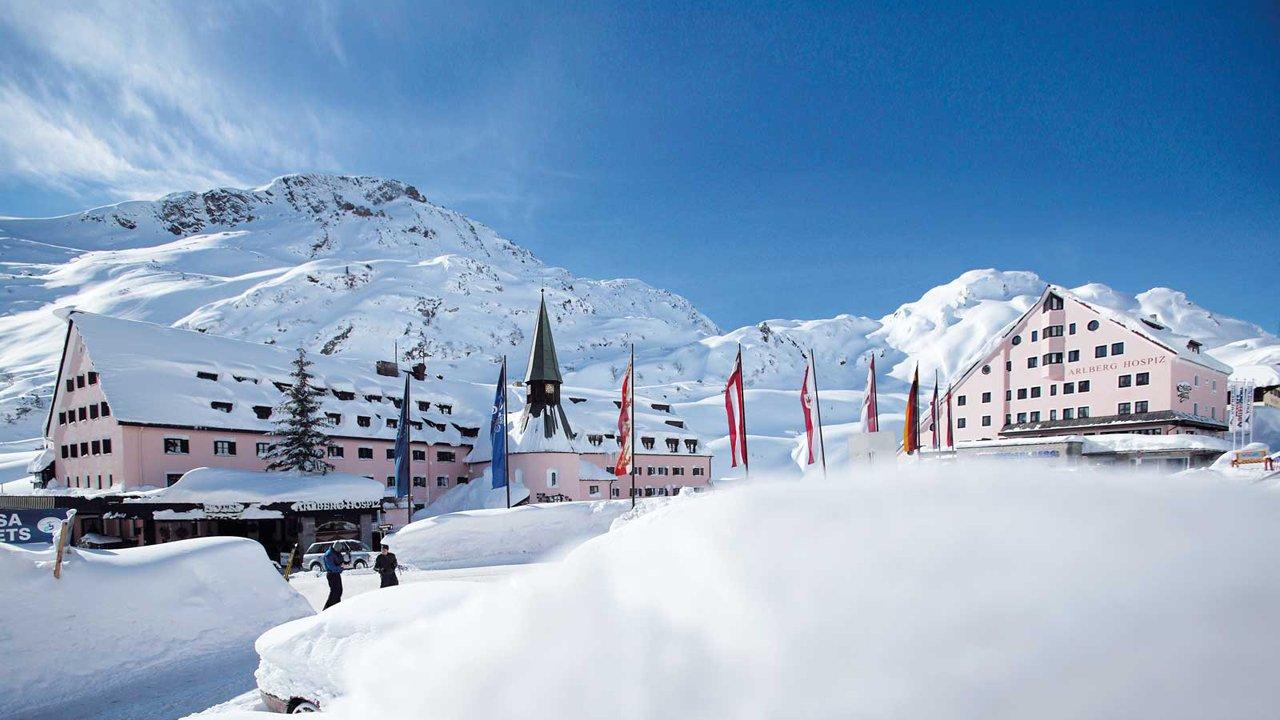 Hôtel 5 étoiles à St.Christoph am Arlberg, © Arlberg Hospiz