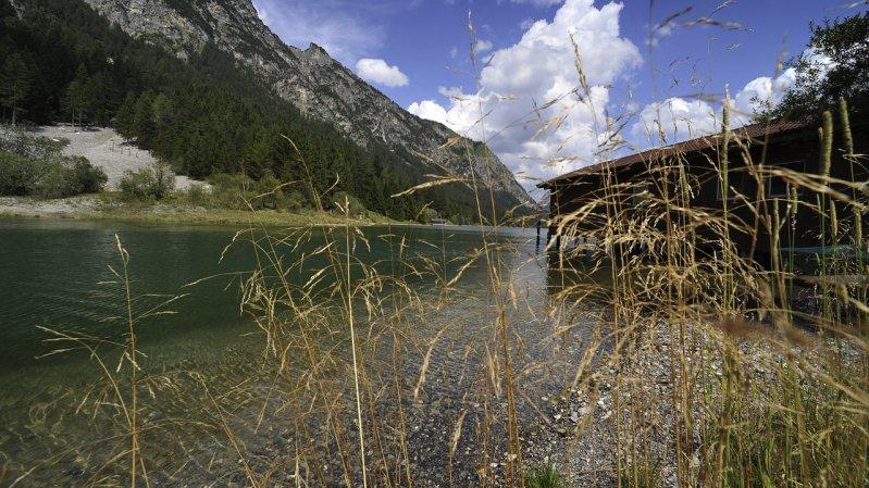 Virée en bateau sur le lac Plansee, © Tirol Werbung/Bernhard Aichner