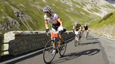 Le très grand parcours cycliste Dreiländergiro, © sportograf