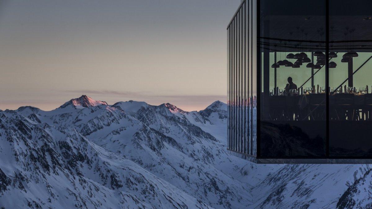 IceQ, Sölden, © Ötztal Tourismus / Rudi Wyhlidal