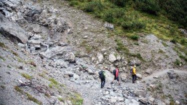 Voie de l'aigle étape 17 : Lechtaler Alpen, © Tirol Werbung/Dominik Gigler