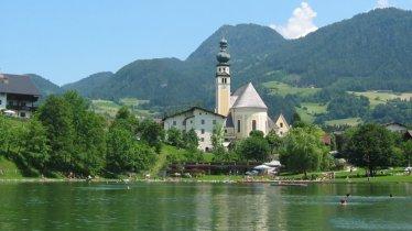 Le lac de Reith, © Alpbachtal Seenland Tourismus