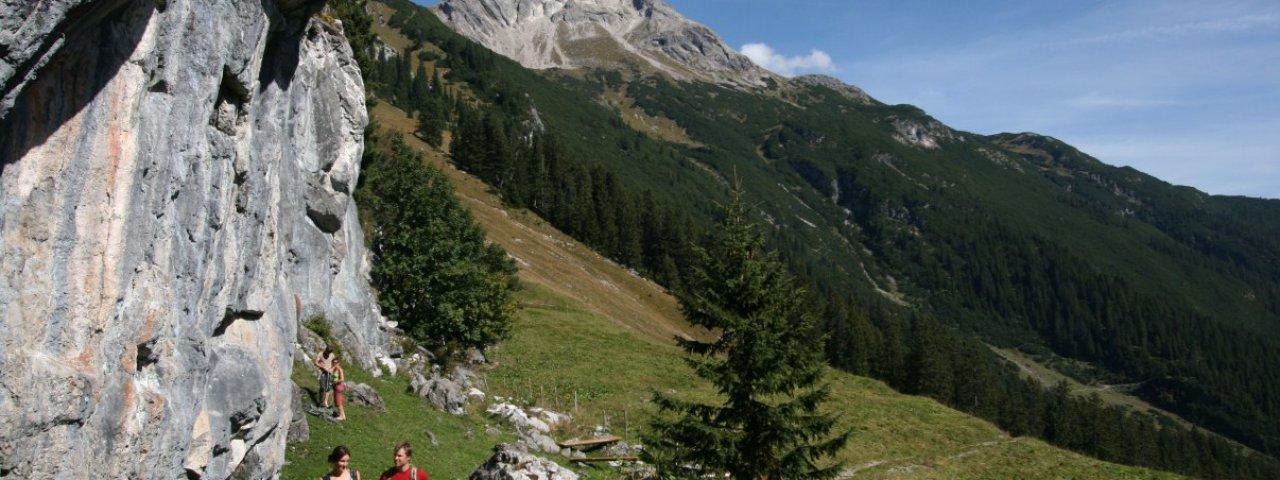 Chemin de la Lech, © Verein Werbegemeinschaft Lech-Wege/Gerhard Eisenschink