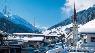 Tux-Lanersbach en hiver, © TVB Tux-Finkenberg