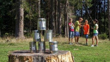 Programme estival pour les enfants, © Tirol Werbung/Robert Pupeter