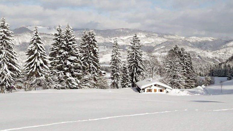 Chalet d'alpage à Schwendt, © Almliesl