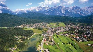 Seefeld in Tirol en été, © Olympiaregion Seefeld