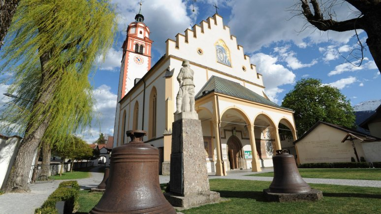 Basilique d'Absam, © Tirol Werbung - Bernhard Aichner