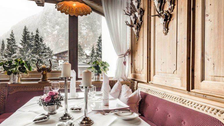 Hubertusstube, © SPA Hotel Jagdhof