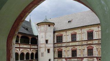Le château de Tratzberg à Stans, © Tirol Werbung/Bernhard Aichner