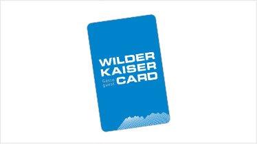 Wilder Kaiser GästeCard, © TVB Wilder Kaiser