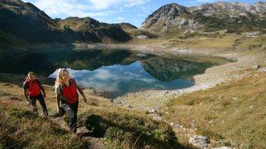 Au lac de Formarinsee, © Verein Lechwege/Gerhard Eisenschink