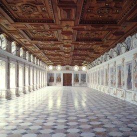 La salle espagnole du château d'Ambras, © Schloss Ambras