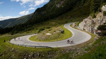 Vélo de course à Kühtai, © Tirol Werbung/Soulas Oliver