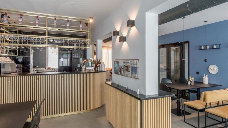 Bar de l'hôtel MAX, © das MAX