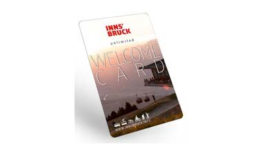 Le pass' estival d'Innsbruck : Welcome Card Illimited