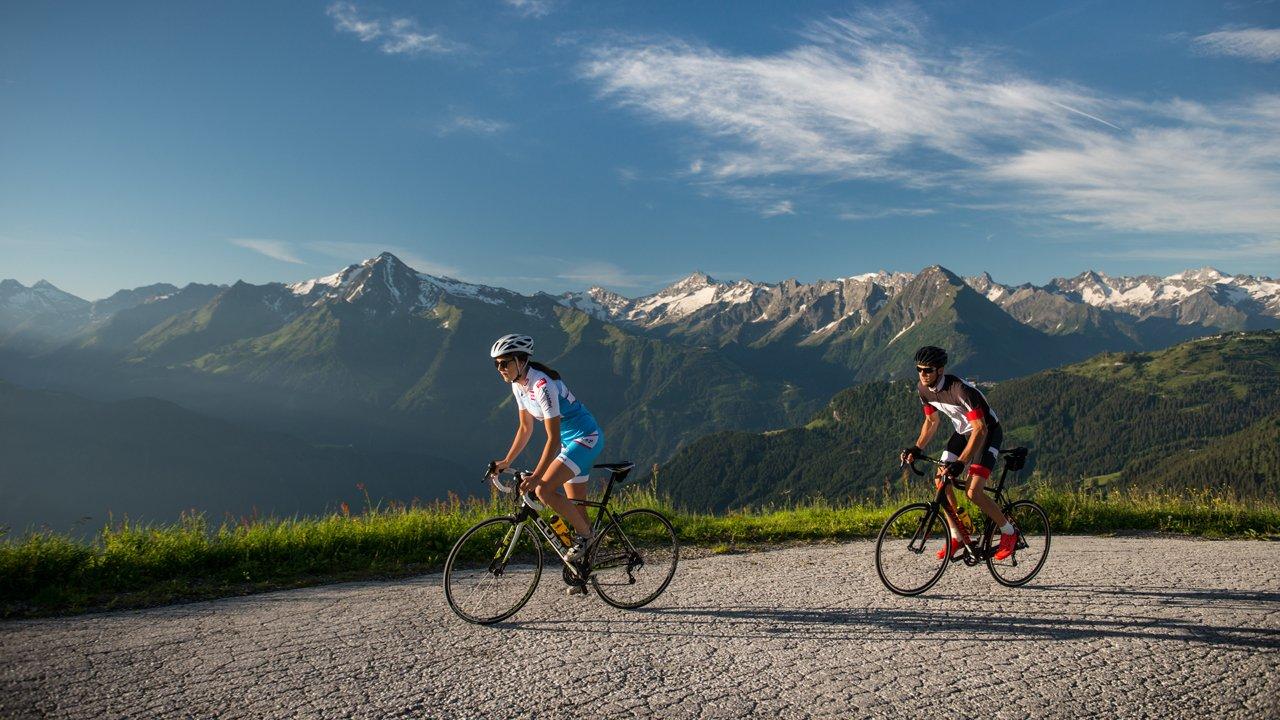 La route d'altitude de la Zillertal, © Michael Werlberger