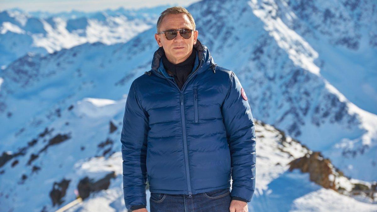 Daniel Craig, Sölden, © 2015 Columbia TriStar Marketing Group, Inc. and MGM Studios, Photo Credit Alexander Tuma