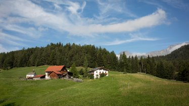 Le gîte Tiefhof à Nauders, © Tirol Werbung/Lisa Hörterer