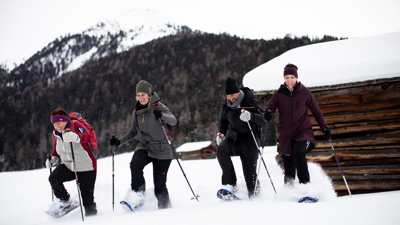 Spür dich winter : programme de randonnées au plus proche de l'hiver, © Tiroler Oberland / Daniel Zangerl