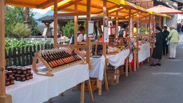 Marché paysan de Stanz bei Landeck, © Archiv TirolWest/Carmen Haid
