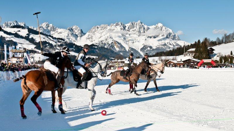 Coupe du monde de polo sur neige à Kitzbühel, © Michael-Werlberger