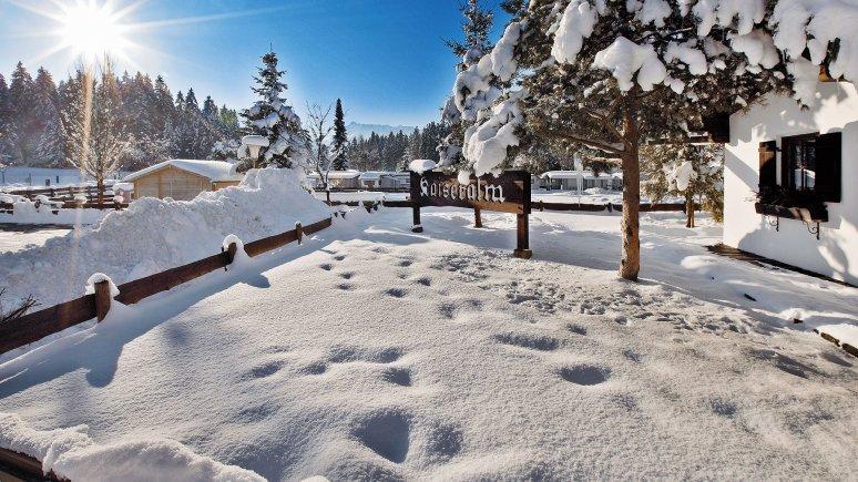 Camping hivernal à son meilleur, © Euro Camp Kössen