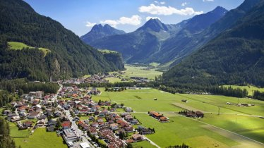 Längenfeld en été, © Ötztal Tourismus/Lukas Ennemoser